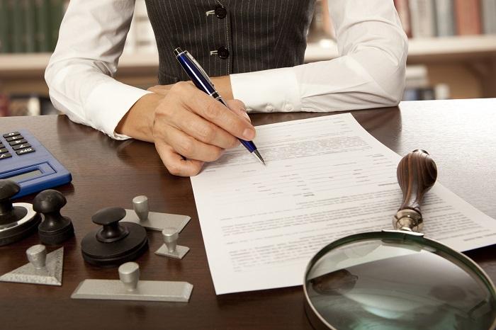 Rédaction d'un testament notarié à Québec